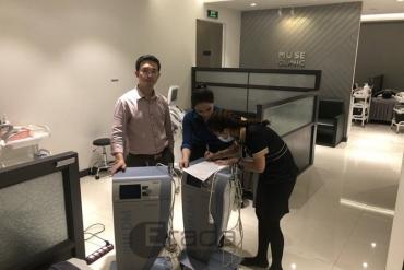 Album Chuyển Giao Công Nghệ LDM - Muse Clinic