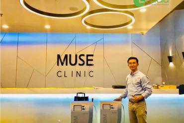 Album Công nghệ cấp ẩm giọt nước LDM đã có mặt tại TMV Muse Clinic Hà Nội