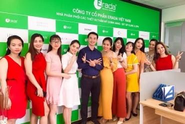 Album Erada Việt Nam khai trương văn phòng mới