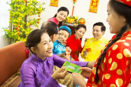 Erada Việt Nam ra mắt bộ sưu tập bao lì xì tết