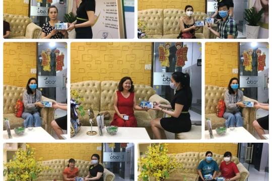 Erada thực hiện Chiến dịch vì cộng đồng | Phát 25.000 khẩu trang miễn phí phòng ngừa dịch virus corona