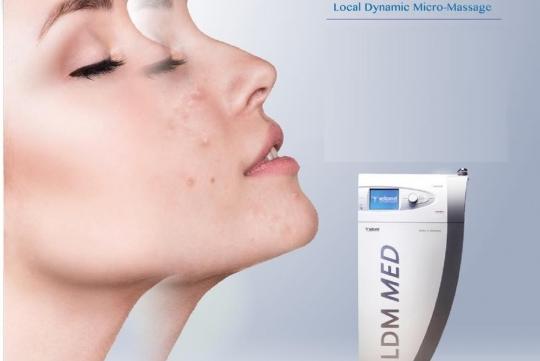 Điều trị mụn với công nghệ LDM® | Giải pháp tốt nhất dành cho da mụn