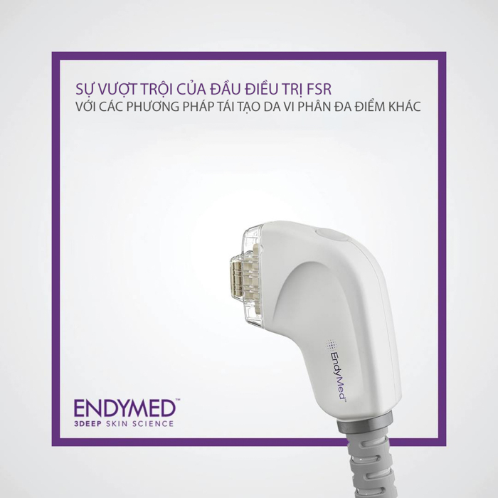 Tay cầm FSR Endymed