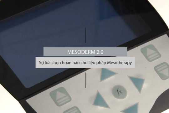 ACTHYDERM VÀ MESODERM 2.0 – CÔNG NGHỆ ĐƯA DƯỠNG CHẤT VÀO DA KHÔNG CẦN SỬ DỤNG KIM