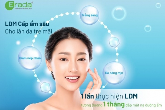 Dưỡng ẩm - Bước dưỡng da quan trọng nhất mỗi ngày