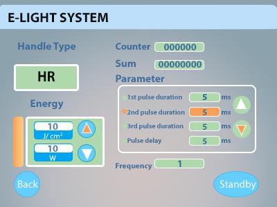 thiet-bi-laser-shr-nano-light-che-do-E-light